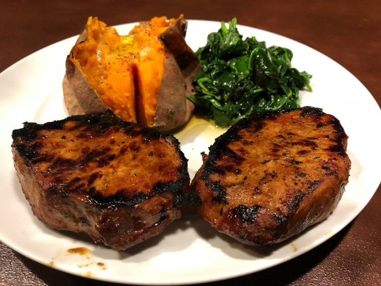 ASIAN MARINATED PORK CHOPS - Great Neighborhood Cooks