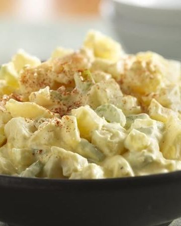 CREAMY POTATO SALAD - Great Neighborhood Cooks