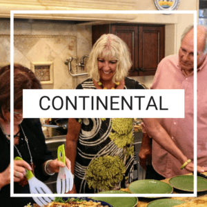 Continental Cooking Class Videos - Great Neighborhood Cooks