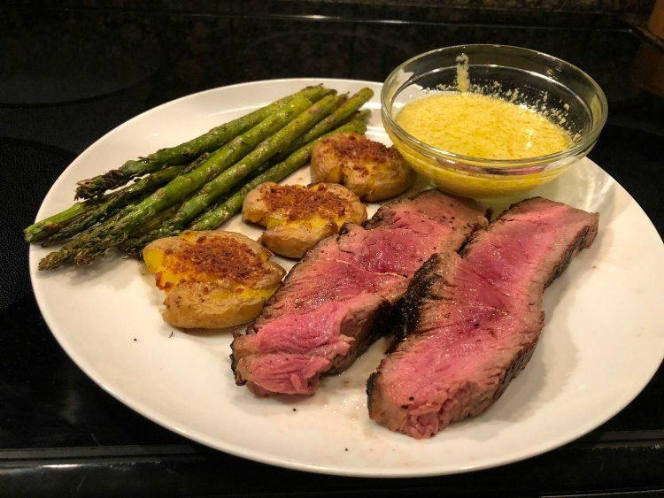 DELMONICO BEARNAISE SAUCE - Great Neighborhood Cooks