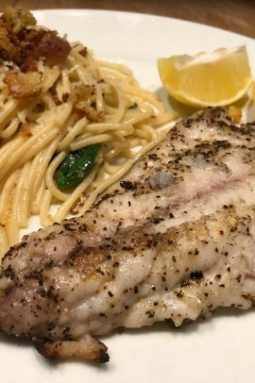 Spaghetti Aglio E Olio - Great Neighborhood Cooks