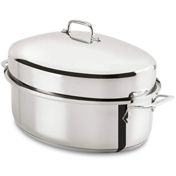 All-Clad Oval Pan