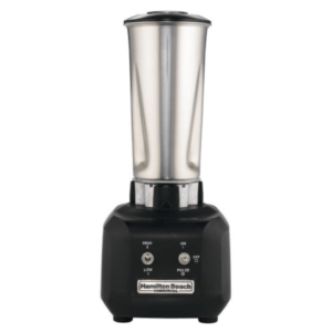 Hamilton Beach Commercial Rio Bar Blender with 32-Ounce Stainless-Steel Container, Black